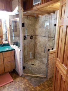 Cornett S shower 3